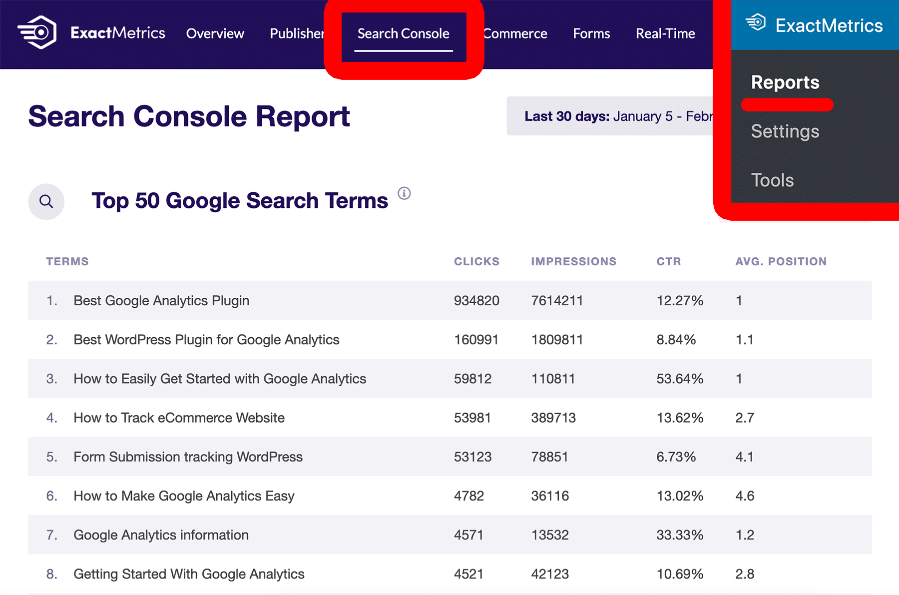 em-search-console-report