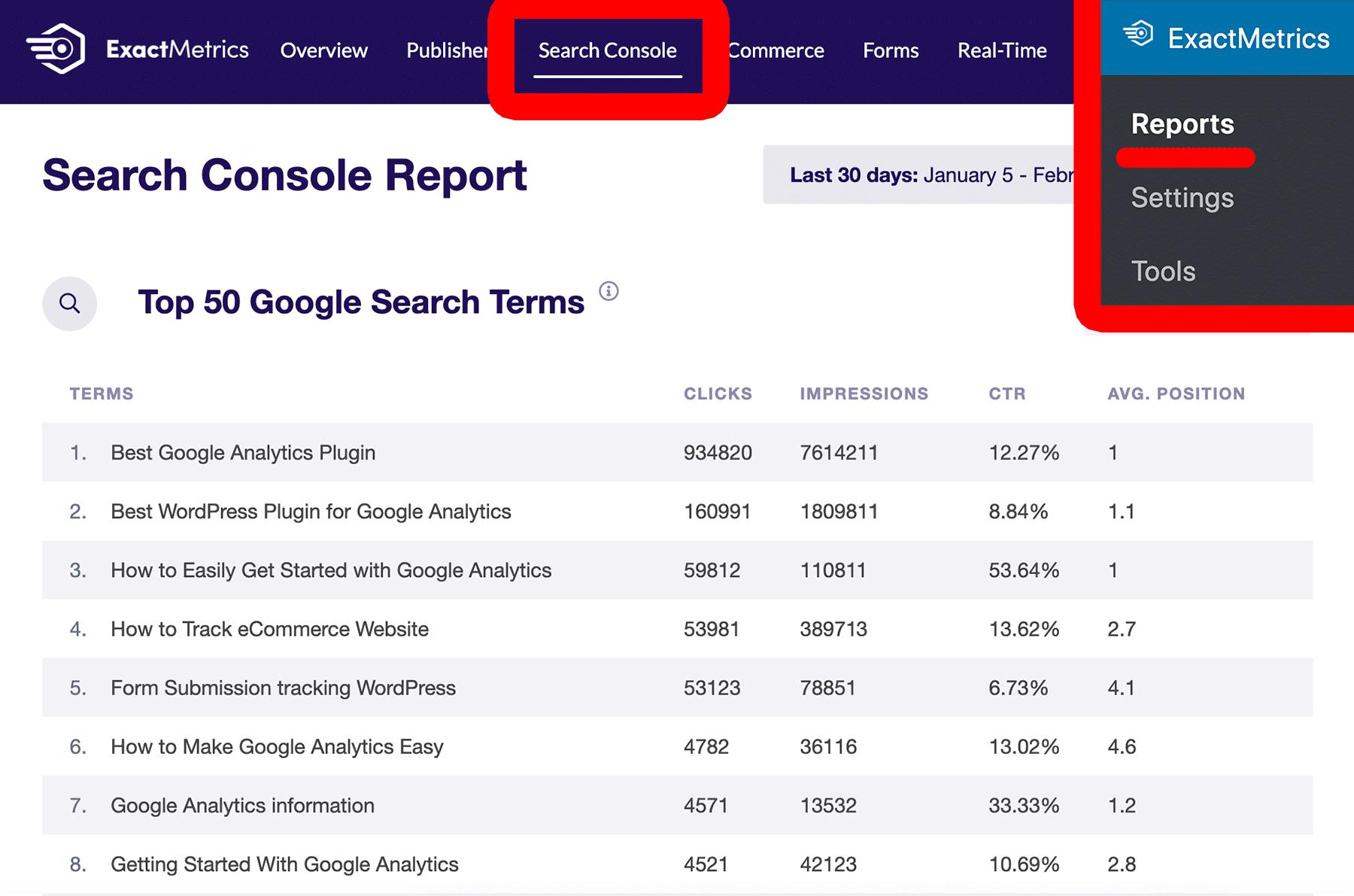 em-search-console-report