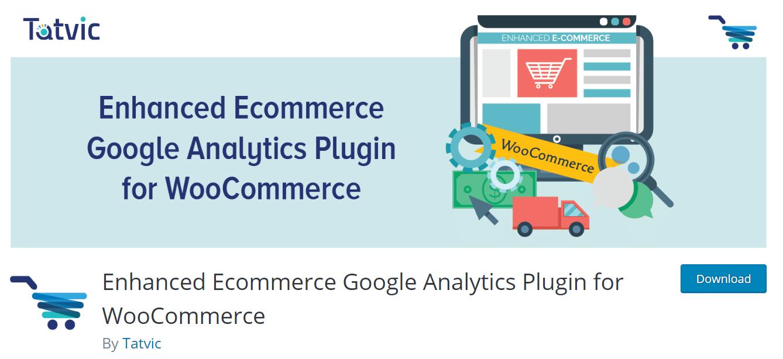 Enhanced Ecommerce Google Analytics Plugin
