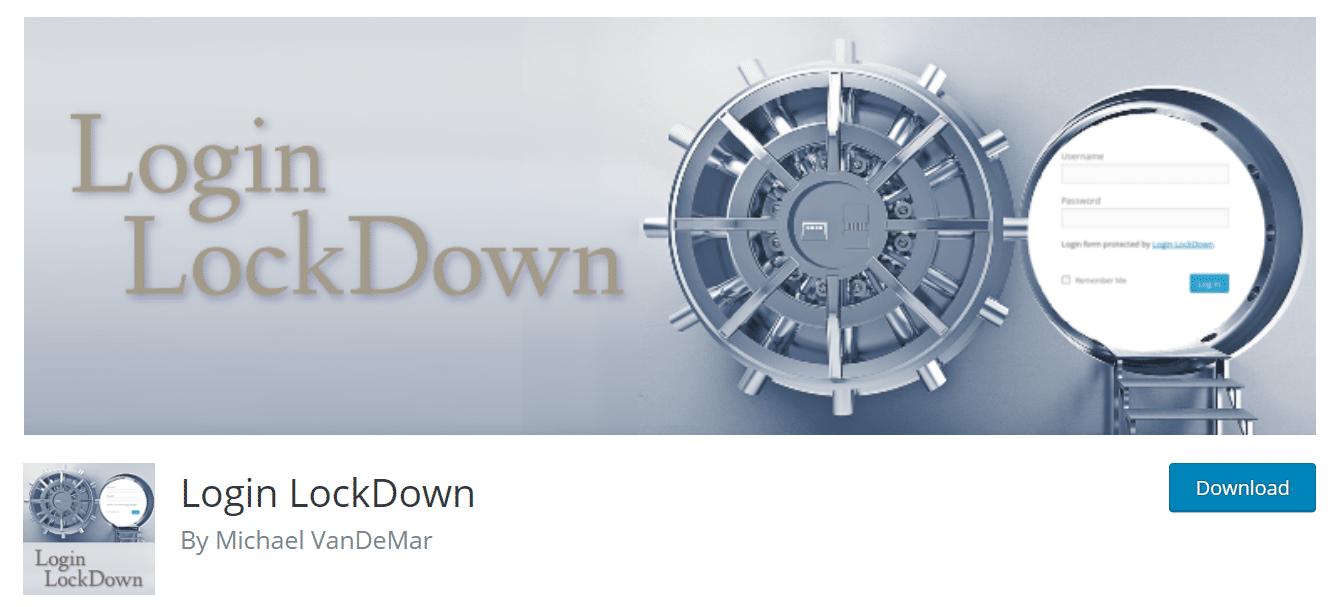 login lockdown best wordpress plugins