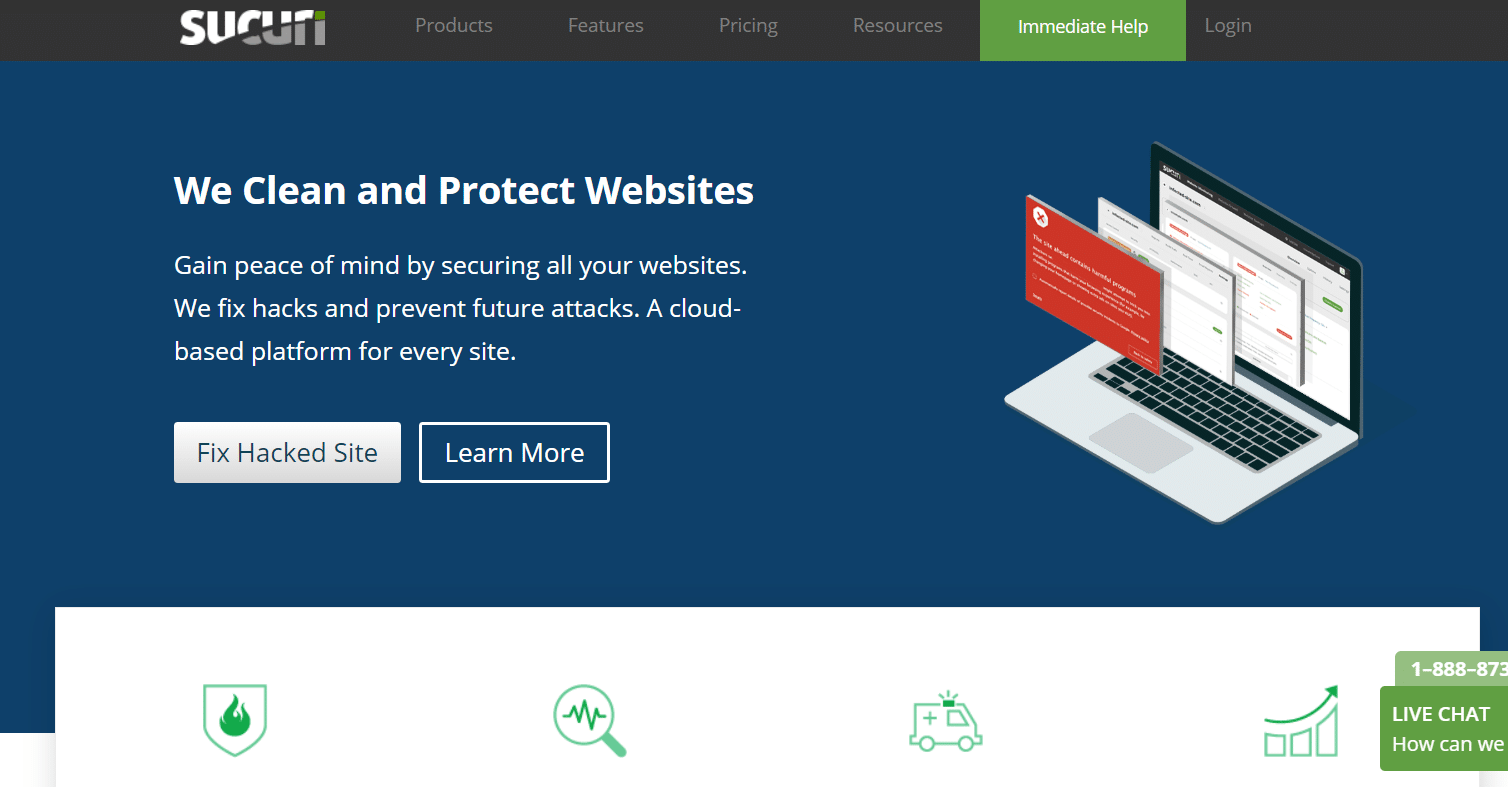 sucuri best wordpress plugin for security