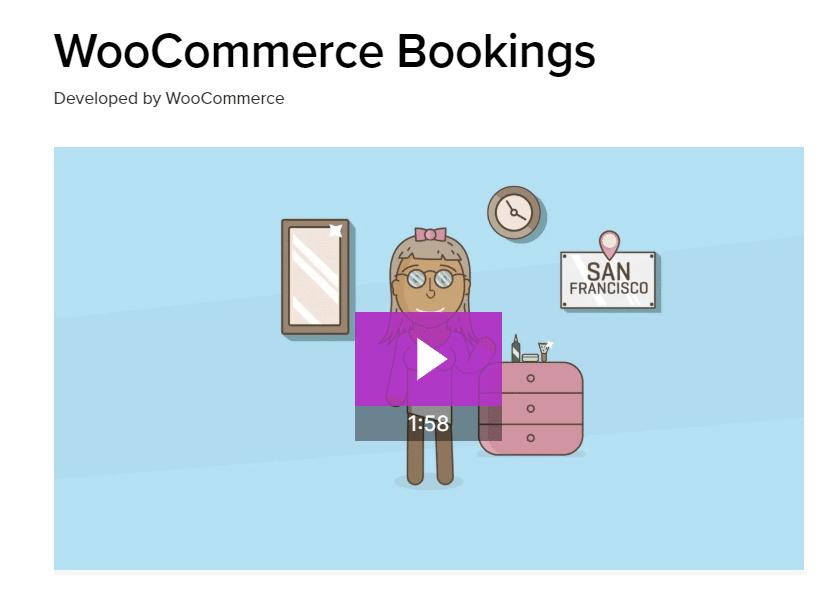 woocommerce bookings best wordpress plugin