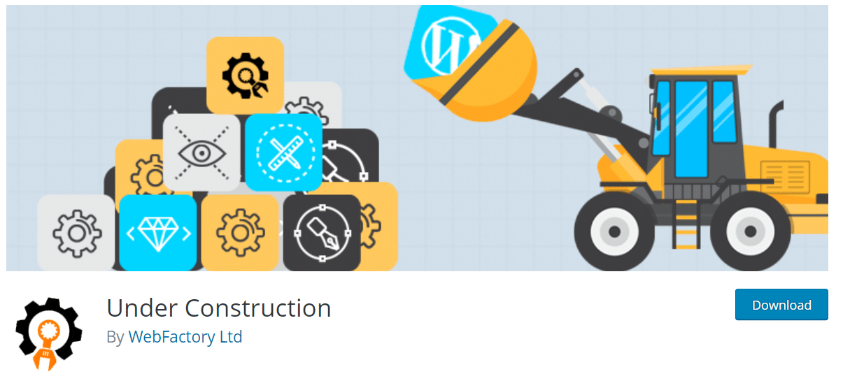 under construction wordpress coming soon plugin