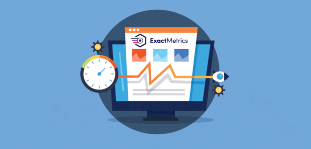 exactmetrics site speed report