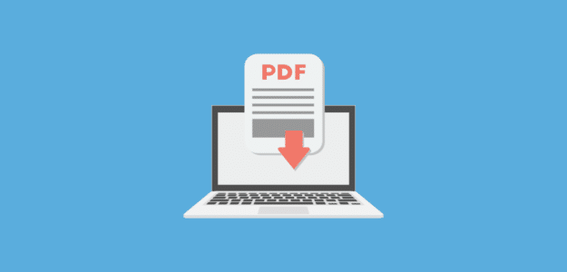 how to track pdf file downloads